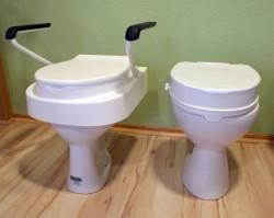 Pflegebedarf Sanitär